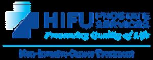 HIFU Prostate Services CTA Logo