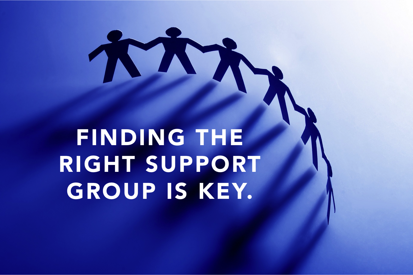 Finding the Right Prostate Cancer Support Group is the Key