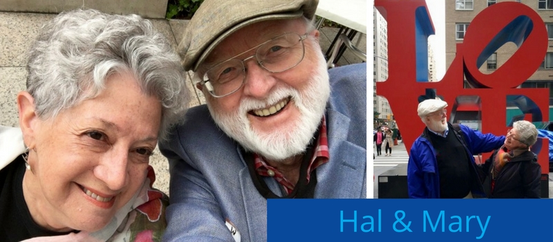 Hal and Mary a couples HIFU Story