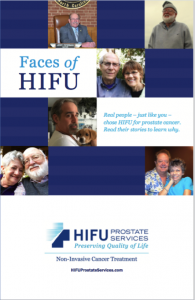 Faces of HIFU - Patient Testimonial Brochure