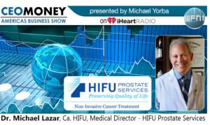 Dr. Michael Lazar on CEO Money Business