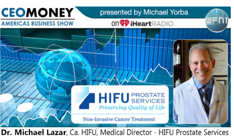 Dr. Michael Lazar on CEO Money Business