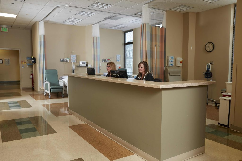 Nurses Station - Maple Lawn Summit Surgery Center