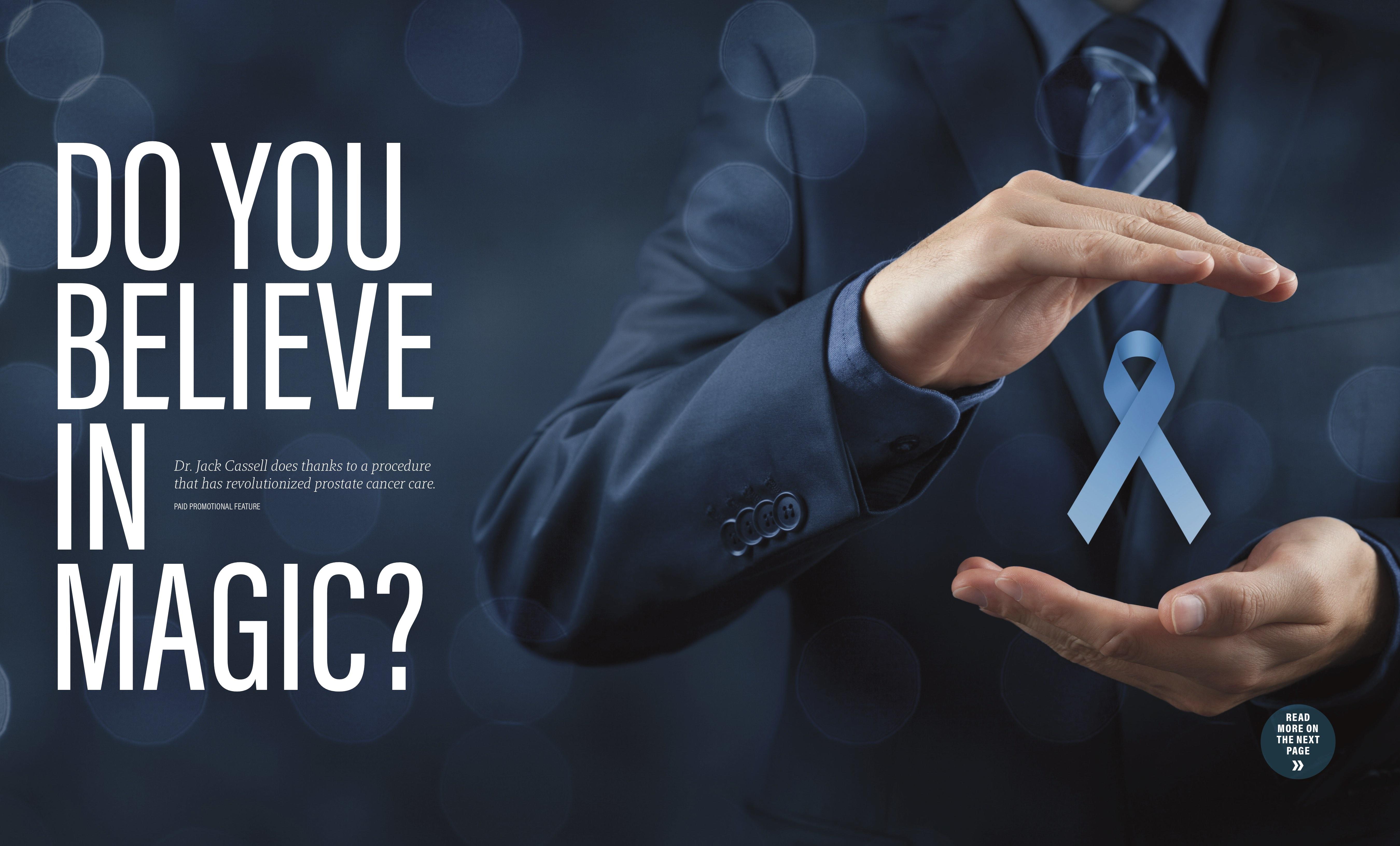 Do You Believe in Magic: HIFU Success Article