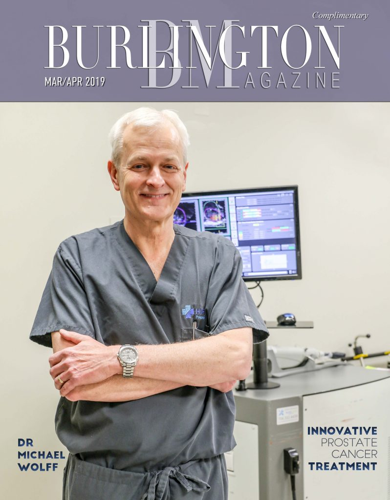 Dr. Michael Wolff featured in Burlington Magazine