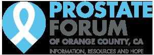 Prostate Forum of Orange County Logo
